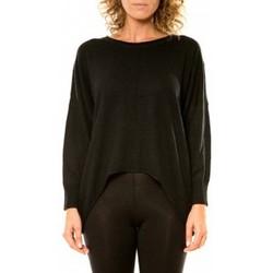 Kleidung Damen Pullover Vision De Reve Vision de Rêve Pull 12021 Noir Schwarz