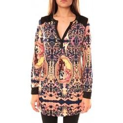 Kleidung Damen Tuniken Dress Code Tunique Sweet Miss K201105 Rose Rose