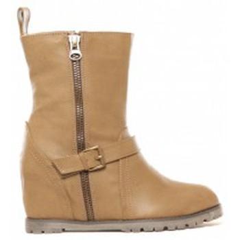 Schuhe Damen Low Boots Cassis Côte d'Azur Bottines Aislinn Beige Beige