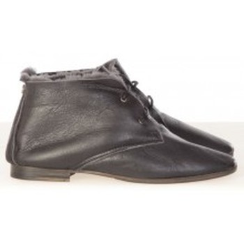 Schuhe Damen Low Boots Koah Bottines Buri Black Schwarz
