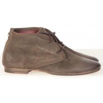 Schuhe Damen Low Boots Koah Bottines Burn Marron Braun