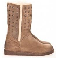 Schuhe Damen Boots Meline Boots NL 80  Beige Beige