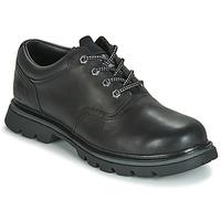 Schuhe Herren Derby-Schuhe Caterpillar OVERTAKE Schwarz