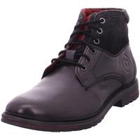 Schuhe Herren Stiefel Bugatti - 321-61831-4169-1111 grau