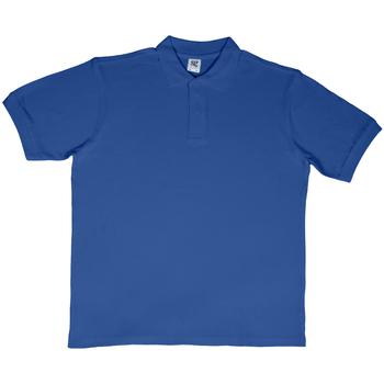 Kleidung Herren Polohemden Sg SG50 Königsblau