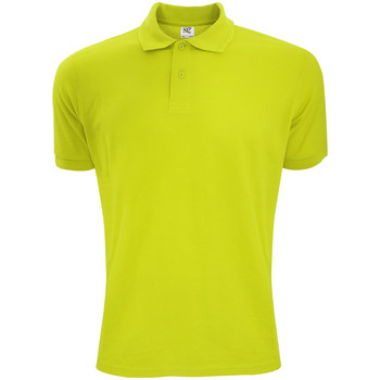 Kleidung Herren Polohemden Sg Polycotton Limonengrün