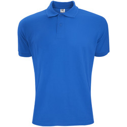 Kleidung Herren Polohemden Sg Polycotton Königsblau