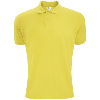 Kleidung Herren Polohemden Sg Polycotton Gelb