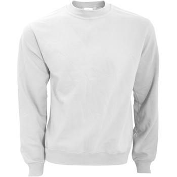 Kleidung Herren Sweatshirts B And C WUI20 Weiß