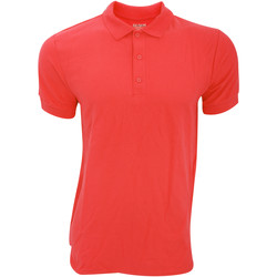 Kleidung Herren Polohemden Gildan Premium Rot