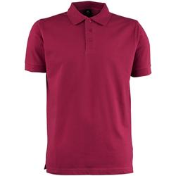 Kleidung Herren Polohemden Tee Jays TJ1405 Weinrot