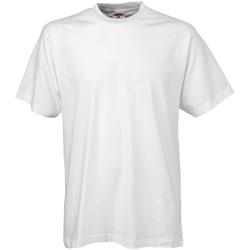 Kleidung Herren T-Shirts Tee Jays TJ8000 Weiß