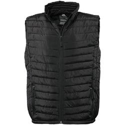 Kleidung Herren Daunenjacken Tee Jays TJ9632 Schwarz