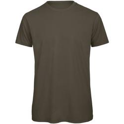 Kleidung Herren T-Shirts B And C TM042 Khaki