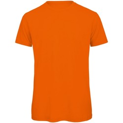 Kleidung Herren T-Shirts B And C TM042 Orange