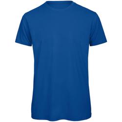 Kleidung Herren T-Shirts B And C TM042 Königsblau