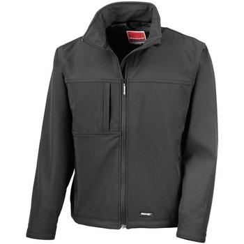 Kleidung Herren Jacken Result R121X Schwarz