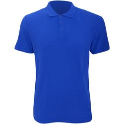 Kleidung Herren Polohemden Anvil 6280 Königsblau