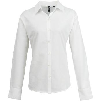 Kleidung Damen Hemden Premier PR334 Weiß