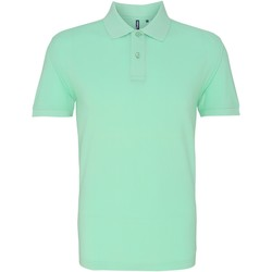 Kleidung Herren Polohemden Asquith & Fox AQ010 Mint