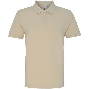 Kleidung Herren Polohemden Asquith & Fox AQ010 Natur