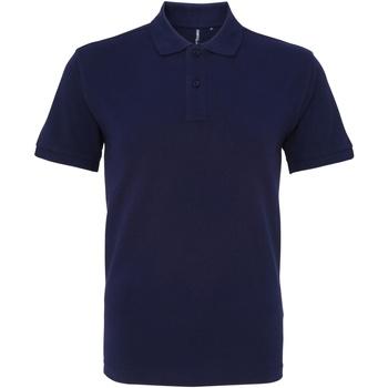 Kleidung Herren Polohemden Asquith & Fox AQ010 Marineblau