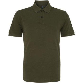 Kleidung Herren Polohemden Asquith & Fox AQ010 Olive