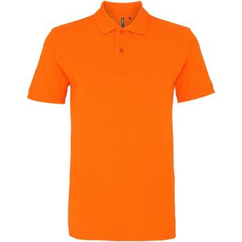 Kleidung Herren Polohemden Asquith & Fox AQ010 Orange