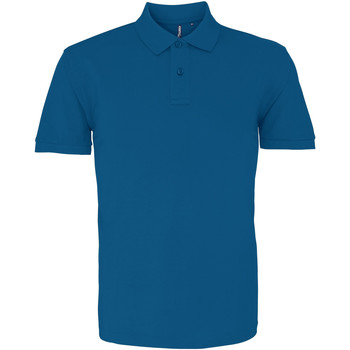 Kleidung Herren Polohemden Asquith & Fox AQ010 Pfau