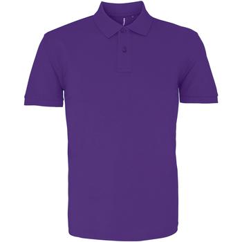 Kleidung Herren Polohemden Asquith & Fox AQ010 Violett