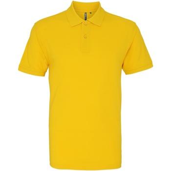 Kleidung Herren Polohemden Asquith & Fox AQ010 Sonnenblumengelb