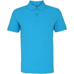 Kleidung Herren Polohemden Asquith & Fox AQ010 Türkis