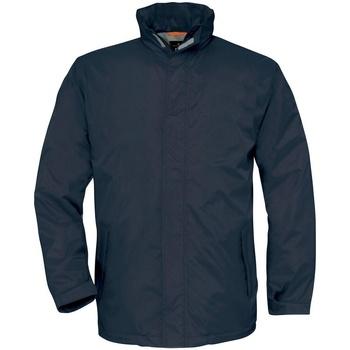 Kleidung Herren Windjacken B And C BA675 Marineblau
