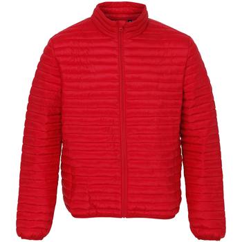 Kleidung Herren Daunenjacken 2786 TS018 Rot