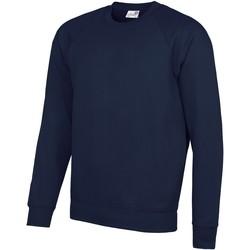Kleidung Herren Sweatshirts Awdis AC001 Marineblau