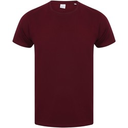 Kleidung Herren T-Shirts Skinni Fit SF121 Burgunder