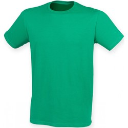 Kleidung Herren T-Shirts Skinni Fit SF121 Grün