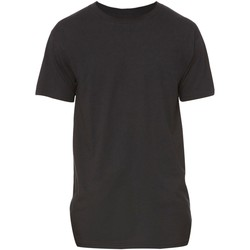 Kleidung Herren T-Shirts Bella + Canvas Long Body Schwarz