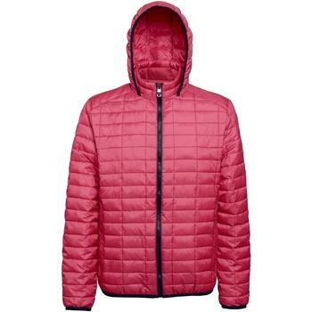 Kleidung Herren Daunenjacken 2786 TS023 Rot