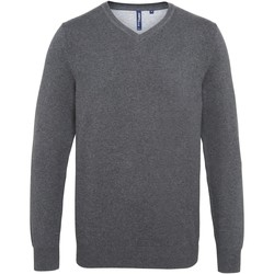 Kleidung Herren Pullover Asquith & Fox AQ042 Anthrazit