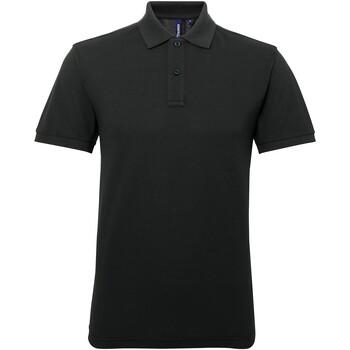 Kleidung Herren Polohemden Asquith & Fox AQ015 Flaschengrün
