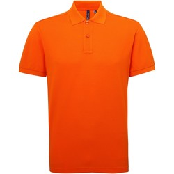 Kleidung Herren Polohemden Asquith & Fox AQ015 Orange