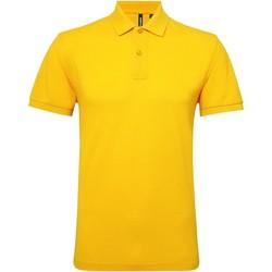 Kleidung Herren Polohemden Asquith & Fox AQ015 Sonnenblumengelb