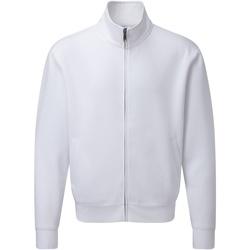 Kleidung Herren Trainingsjacken Russell J267M Weiß
