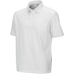 Kleidung Herren Polohemden Result Apex Weiß