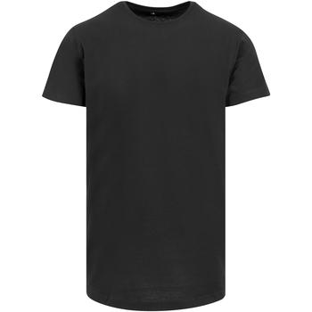 Kleidung Herren T-Shirts Build Your Brand Shaped Schwarz