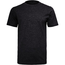 Kleidung Herren T-Shirts Build Your Brand Round Neck Schwarz