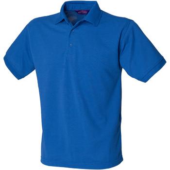 Kleidung Herren Polohemden Henbury HB400 Königsblau