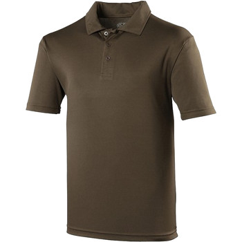 Kleidung Herren Polohemden Awdis JC040 Olive