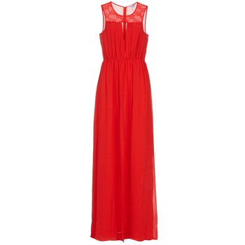 Kleidung Damen Maxikleider BCBGeneration LONU Rot